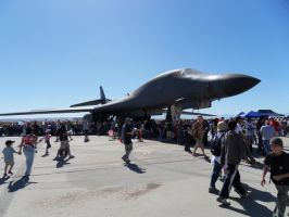 B1 Bomber by bustersnaps