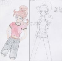 Mist new and old by saiyanprincessx