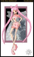 Chibi Moon Be'Winx'ed by NovaScorpion