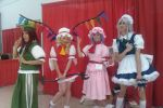 AX Photo-Scarlet Devil Group by Inkblot-Rabbit