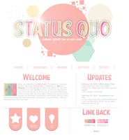 Status Quo Layout by o0Thomas0o