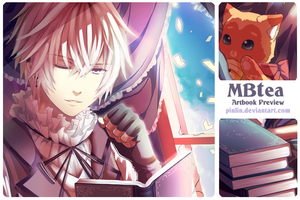 MBtea Artbook Preview by Pinlin