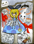 Death from Alice by toxic-crayon-panda