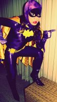 Batgirl Cosplay Photo Story Chapter 7 - Question? by ozbattlechick