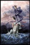 Witches on the water by OakleyMark