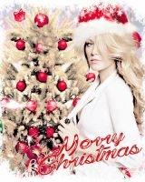 Blake lively Christmas edit by yotoots