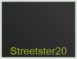 Deviant-ID 'new' Streetster20 by Streetster20