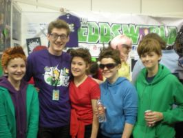 Eddsworld Cosplay by imaKuteMole