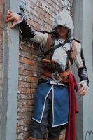 Edward Kenway - Assassin Creed IV by LordProtoMan