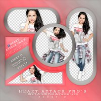 +Pack PNG Becky G by ThatLove