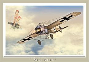 Miss Dixie Rise of Flight by rOEN911