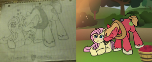 Before and After by JayJayBee