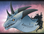 Dragon of Inactivity by Tearraven
