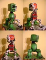 Creeper sculpt SSSSsssSSSsss more views by b1938dc