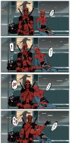 spideypool by huandual