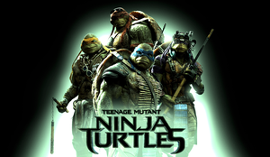 Teenage Mutant Ninja Turtles 2014 Movie Wallpaper by kyomusha