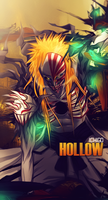 Ichigo Hollow by Voqus