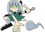 Youmu Phantom by MissHornet