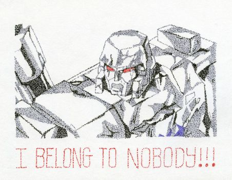 I Belong to Nobody by StoicLewy