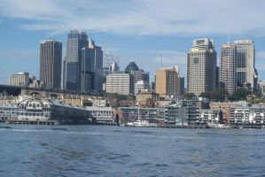 Sydney City by MadhuM93