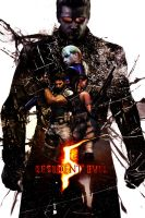Resident Evil 5 Poster by KanomBRAVO