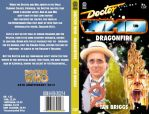 Doctor Who - Dragonfire TARGET Book by DrWho50thAnniversary