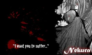 """""""I want you to suffer"""" by DJ-Anarchy"""