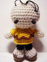 Peanuts - Charlie Brown Doll by Nissie