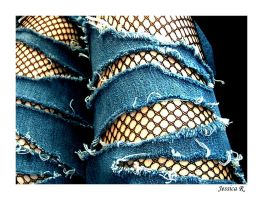 Ripped jeans by deep-in-silence