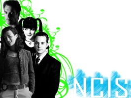 NCIS Wallpaper by tsunami1313
