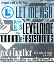 Let Me Ask and Level Nine by itsmylove