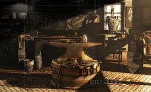 Smithy by MarcZieger