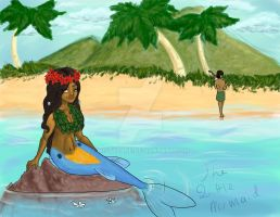 The Little Mermaid by MistyLake