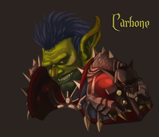 Carbone, Blackwing's Bane by MistressMim