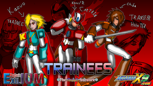 The Trainees Wallpaper by Arby-Works