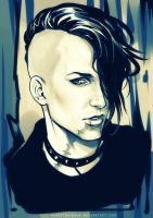 Punk by SirWendigo