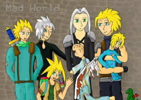 Mad World - Group by Phoneix-Faerie