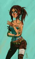 lara by lemon5ky