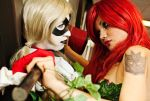 Harley and Ivy by UndercoverEnvy