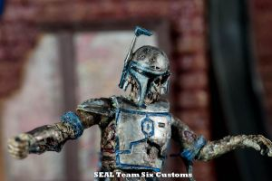Zombie Mandolorian 4 by TheProsFromDover