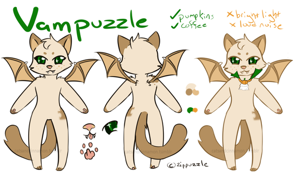 Vampuzzle Ref by zippuzzle