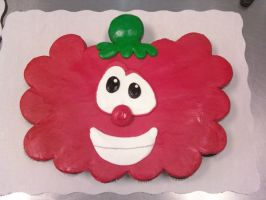 Bob the Cupcake Cake by AingelCakes
