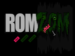 RomZom Title Screen by turnheron
