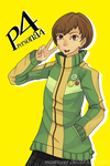 Chie by Maxraver