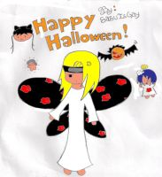 Happy Halloween 2009 by SasuIsGay