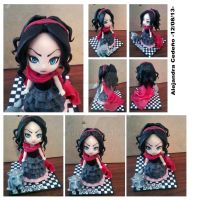 Evanescence -Amy Lee Call me when youre sober clay by yuisama
