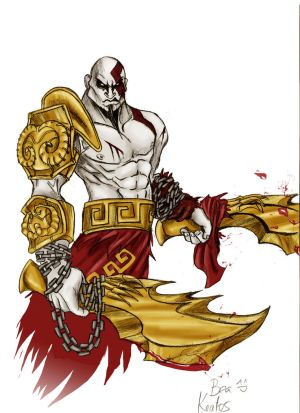 Kratos color