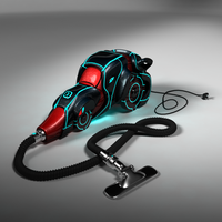 S - Vacuum Cleaner? by nargus