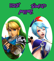 Link (Body Swap) Lana by SonicPal