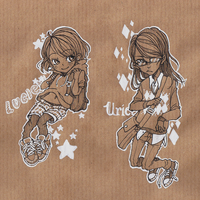 Chibis by pearsfears
